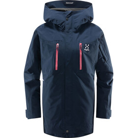 Haglöfs Elation GTX Jacket Women tarn blue